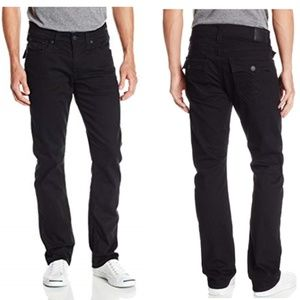 True Religion Ricky Relaxed Straight Jean W/Flap